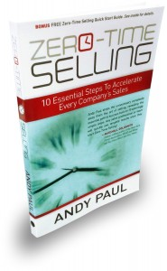 Zero-Time Selling by Andy Paul