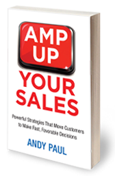 AMP Up your Sales cover